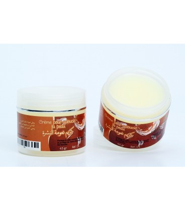 Crème pour adoucir la peau 45ml