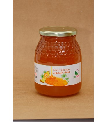 Miel d'oranger 1kg